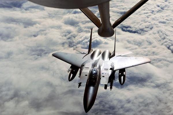 F 15 Eagle flight Manual
