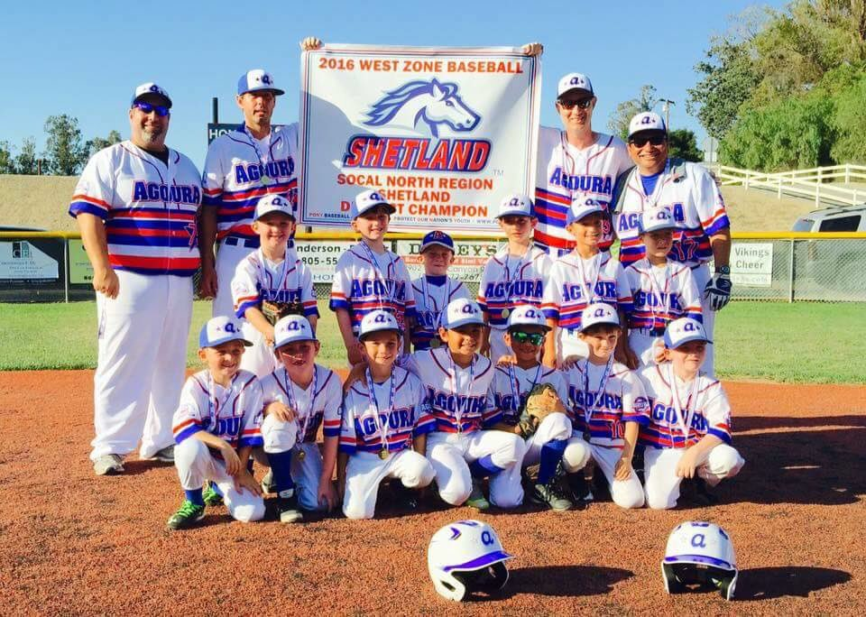 Agoura Pony Baseball On Twitter Congratulations To Our 6u