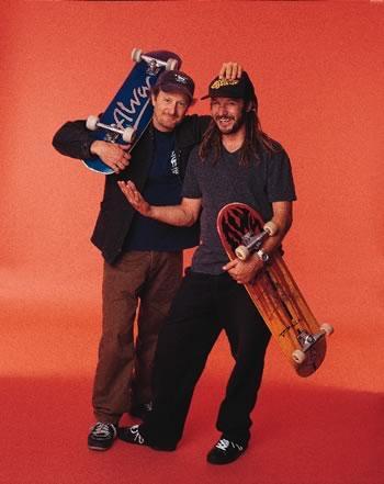 ROLLIN' WITH Z-BOYS (OCT. '02)