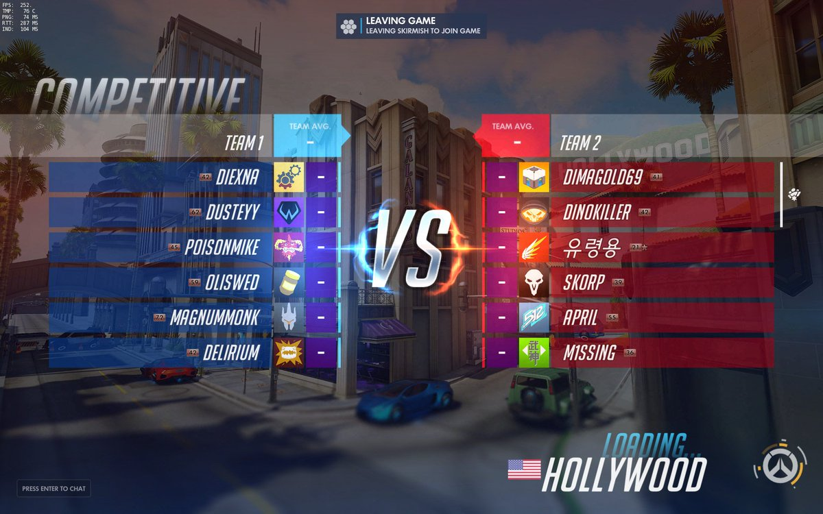 overwatch matchmaking percentiles