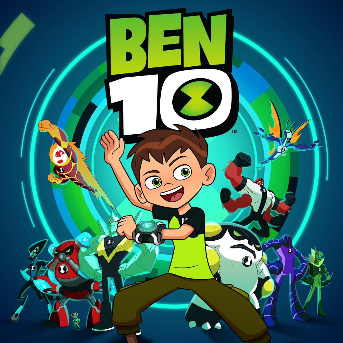 Cartoon network on twitter in 2017 ben comes back to cartoon network ben10 - Ben 10 images ...