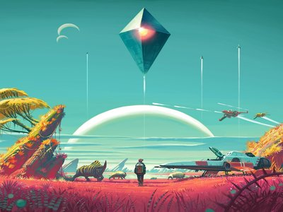 We look at top game #NoMansSky on https://t.co/bZvfVa3raC in an article by @dellarscott