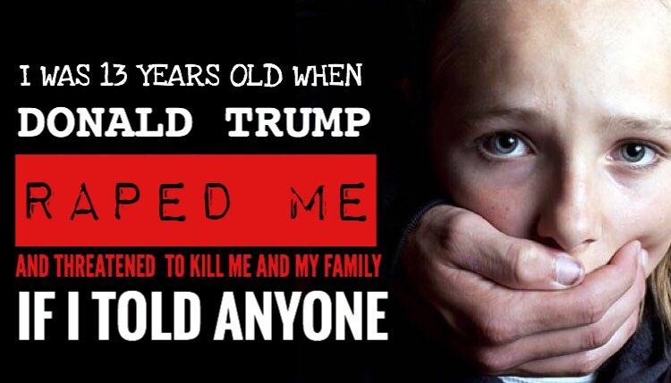 Image result for trump rape