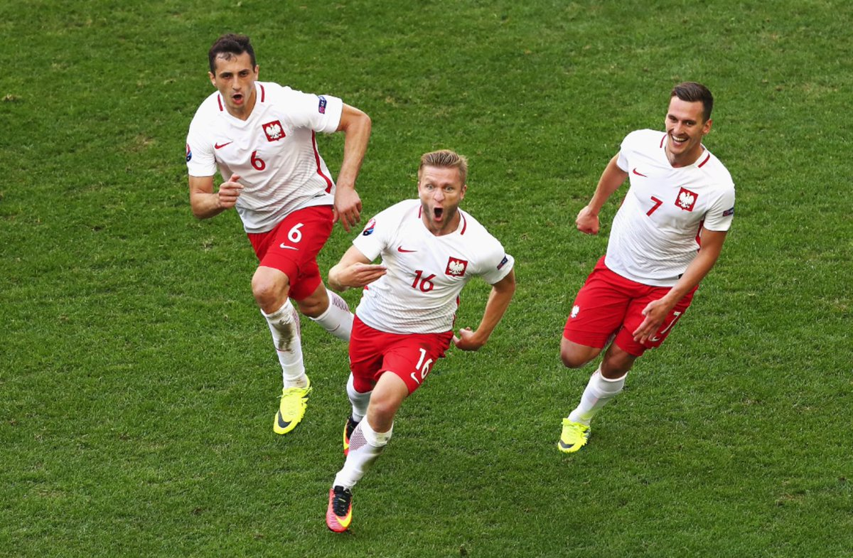 POLONIA UCRAINA 1-0 Video, gol di Blaszczykowski per gli ottavi di Euro 2016