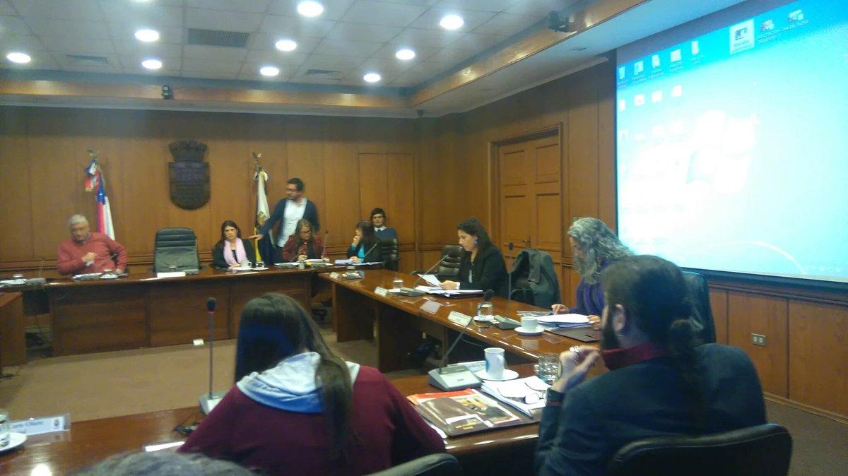 """Honrada presidí Concejo #Ñuñoa para revocar condición de """"Hijo Ilustre"""" de Agusto Pinochet y Lucia Hiriart #NuncaMas https://t.co/qD8HuymLOg"""