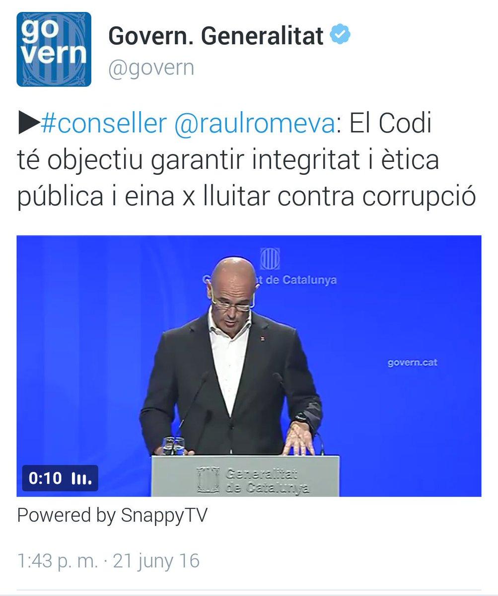 El Codi té per objectiu garantir la integritat i l'ètica pública, i esdevenir una eina per lluitar contra la corrupció