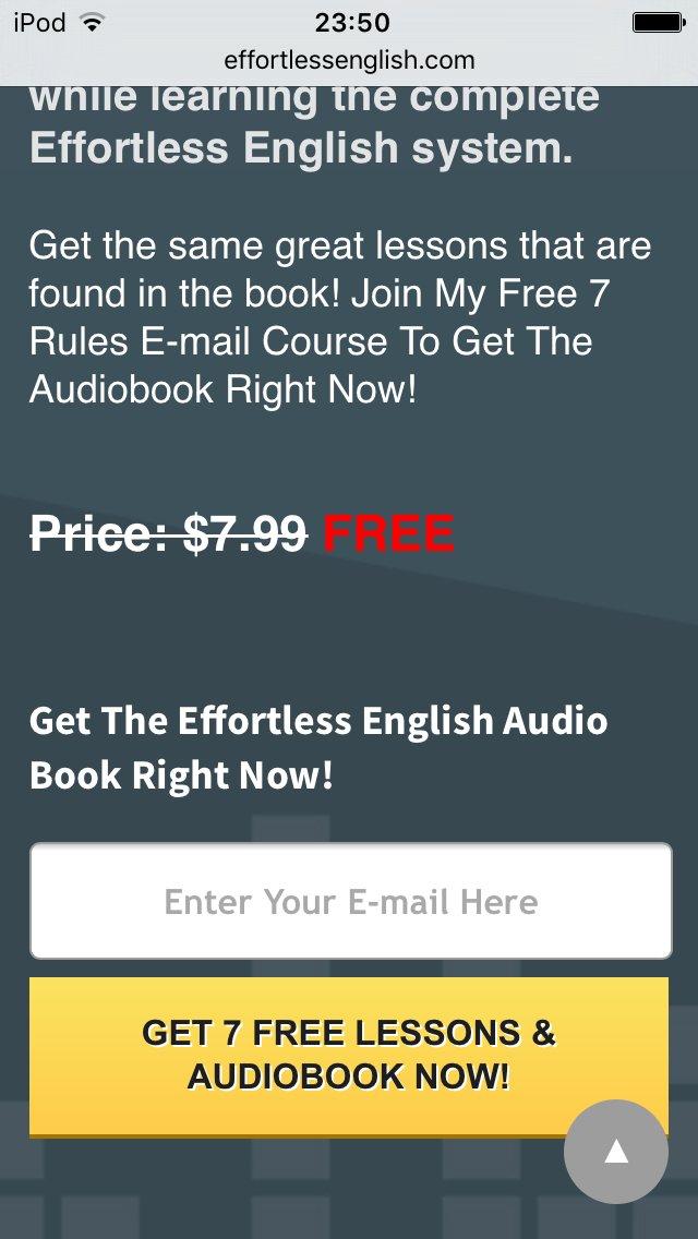 effortless english vip lessons torrent