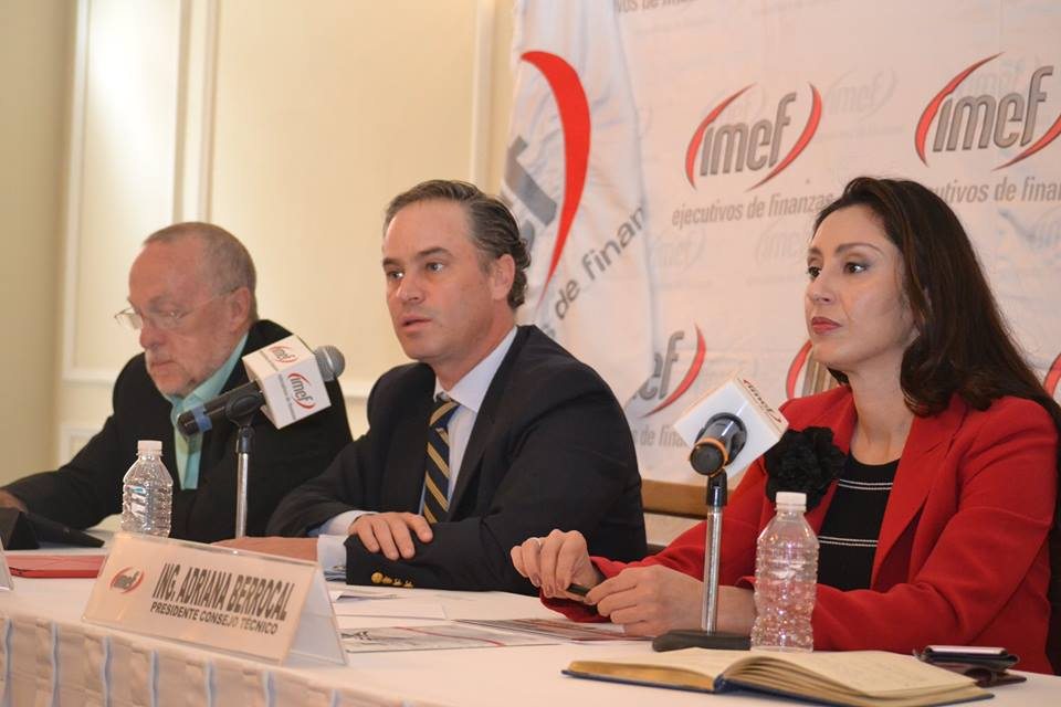 Estos fueron los temas en la reciente conferencia de prensa del IMEF: https://t.co/kJlLNNTGaz https://t.co/FzCwxxQwx3