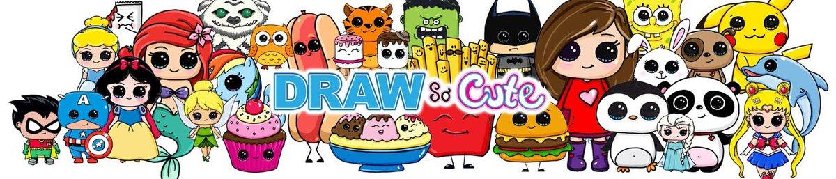 Draw So Cute J44945795 Twitter