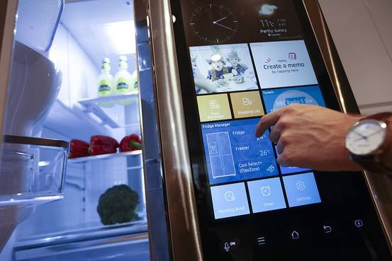 Samsung to Invest $1.2 Billion in 'Internet of Things' Startups and Research in U.S.