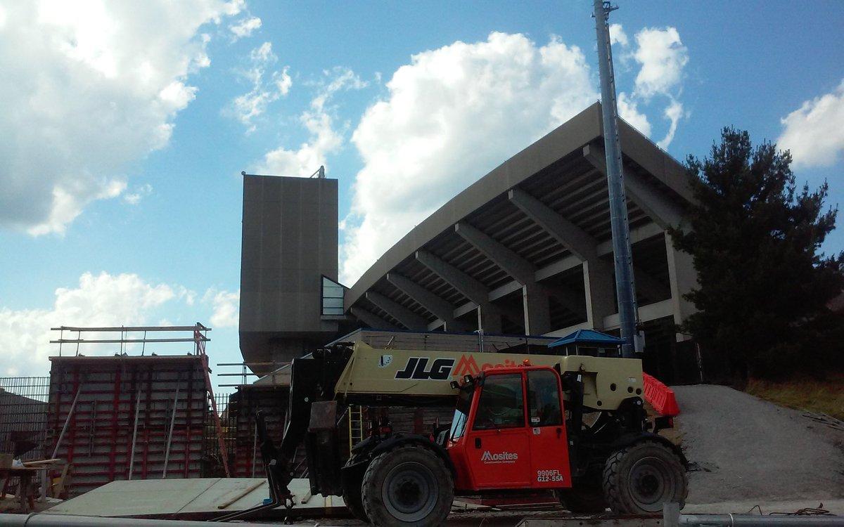 Wvu Football Stadium Renovations
