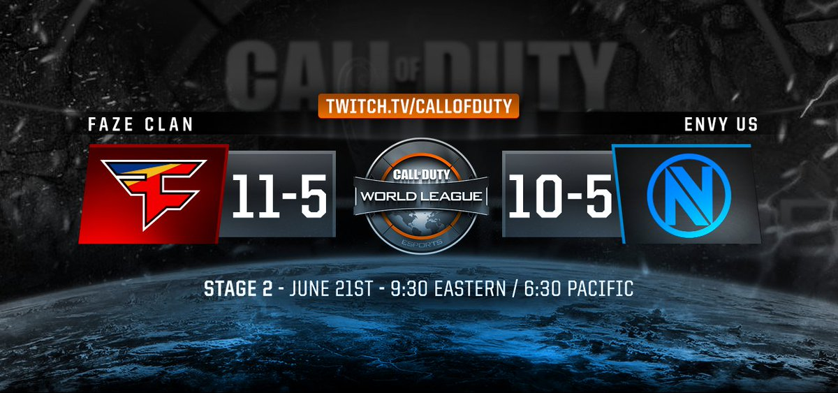 Faze Clan On Twitter Live Now Faze Vs Nv In The At Codworldleague