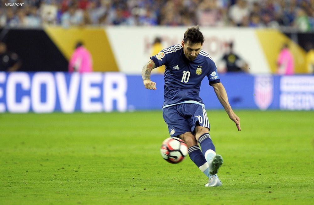 ARGENTINA-USA 4-0 Video: Lavezzi Messi e Higuain illuminano Houston (Coppa America USA 2016)