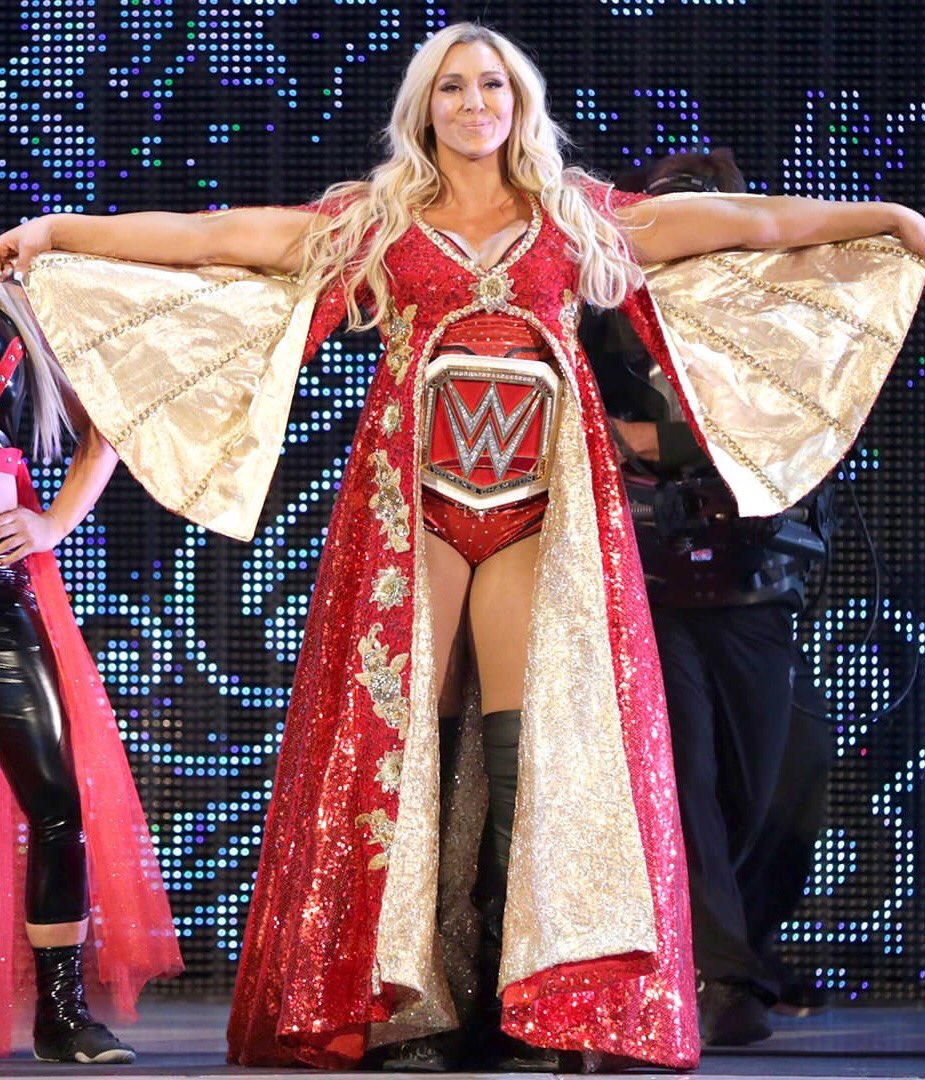 charlotte flair on twitter thank you redheadedstitch for making feel look like a robe. Black Bedroom Furniture Sets. Home Design Ideas