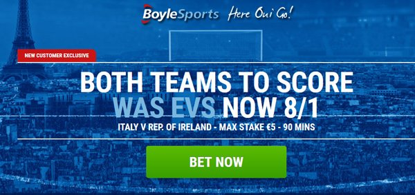 Boylesports Betting Bonus