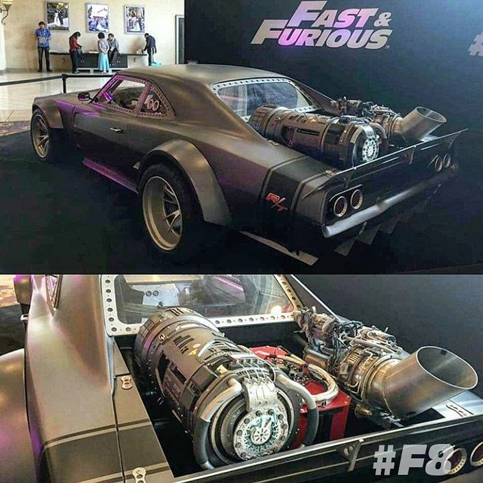 Fast Cars Videos: Leaked: Fast & Furious 9 Will Feature Cars