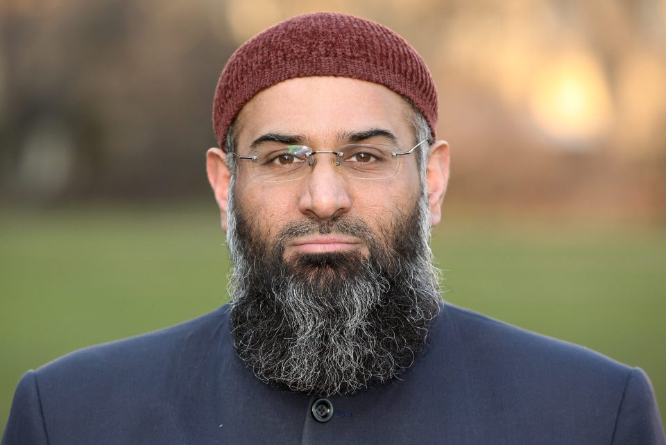 Jihadist preacher Anjem Choudary backs Remain because EU 'stops unfair deportations' https://t.co/vWNWAT8u0O