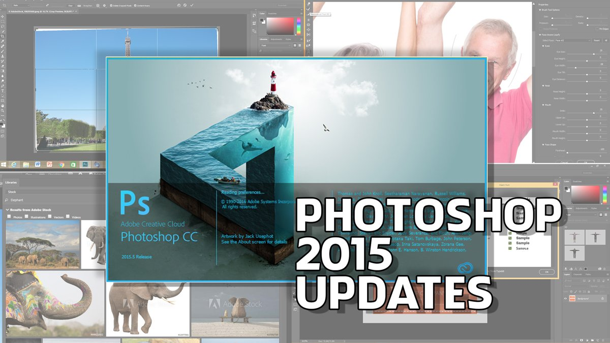 Good Morning! Did you see the Photoshop Updates yesterday? https://t.co/q5U8s1ORnZ https://t.co/wYyxQjsW3E