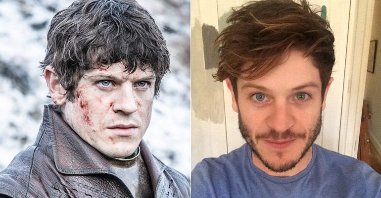 Iwan Rheon, o cruel Ramsay Bolton de Game of Thrones, é cantor e 'fofo' na vida real --> https://t.co/UjSv2bT9b8