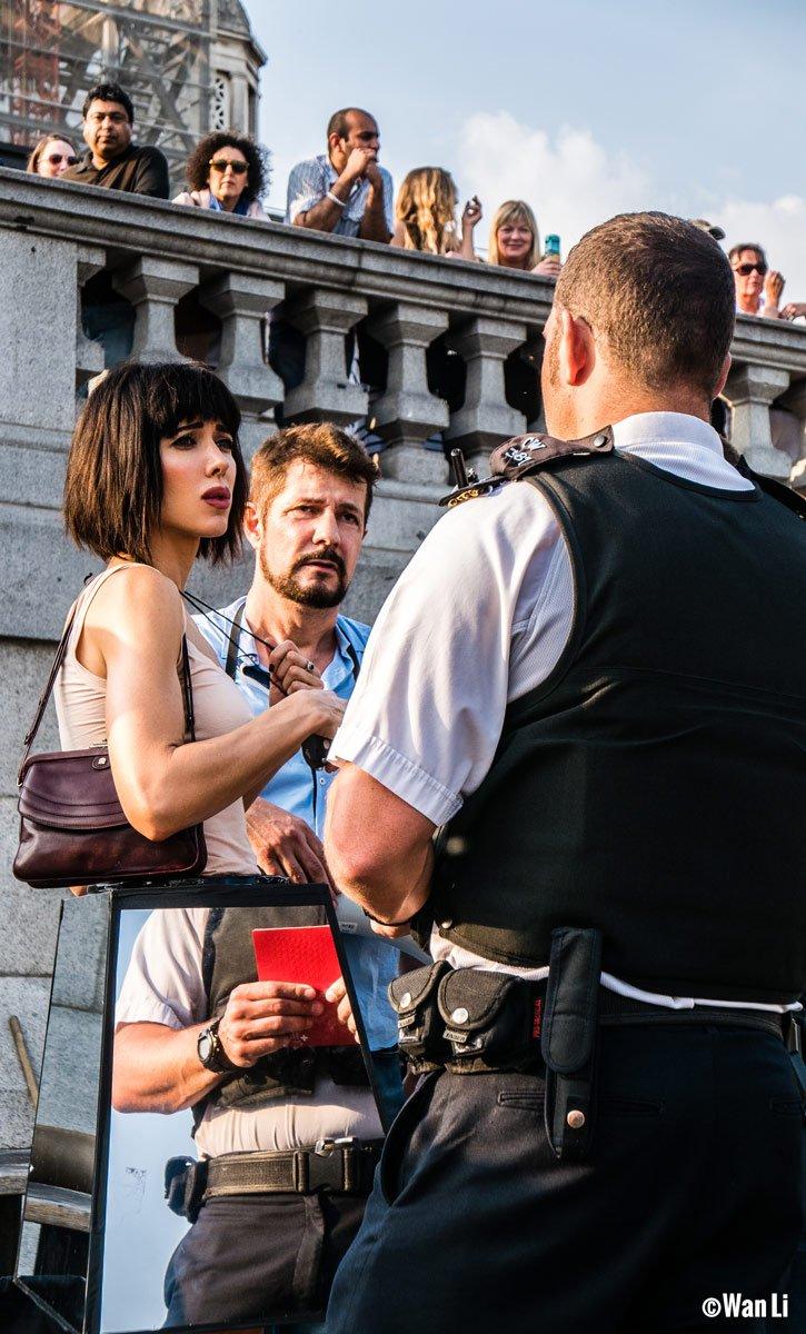 Milo Moiré On Twitter Milo Moiré Arrested In London Trafalgar