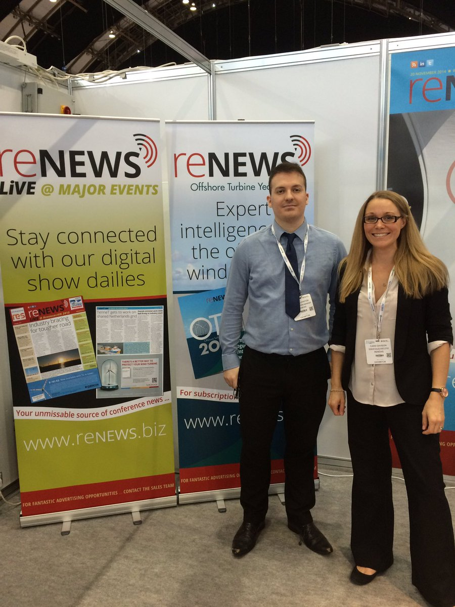 What makes a renewable story newsworthy? Catching up with team @reNEWS_ @RenewableUK #GOW2016 https://t.co/dqHy8znl85