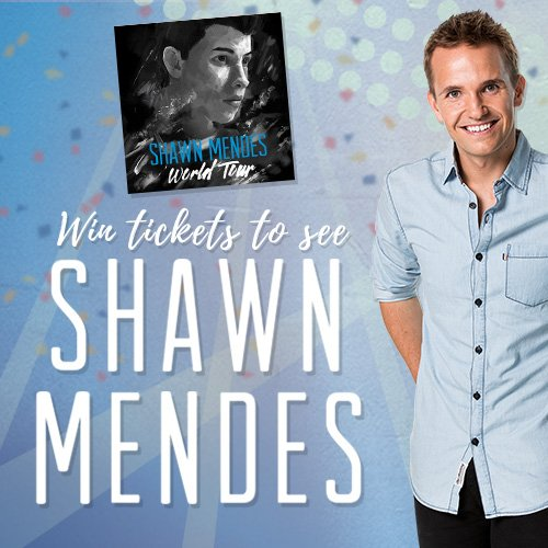 Nova 969 on twitter theres still a chance to win shawnmendes 359 am 22 jun 2016 m4hsunfo