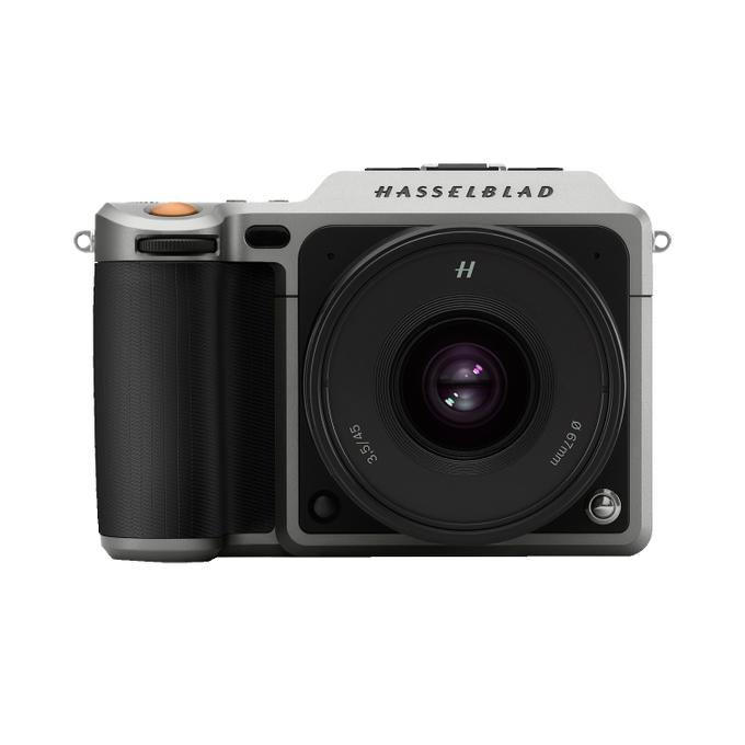 Medium-format mirrorless: Hasselblad unveils X1D
