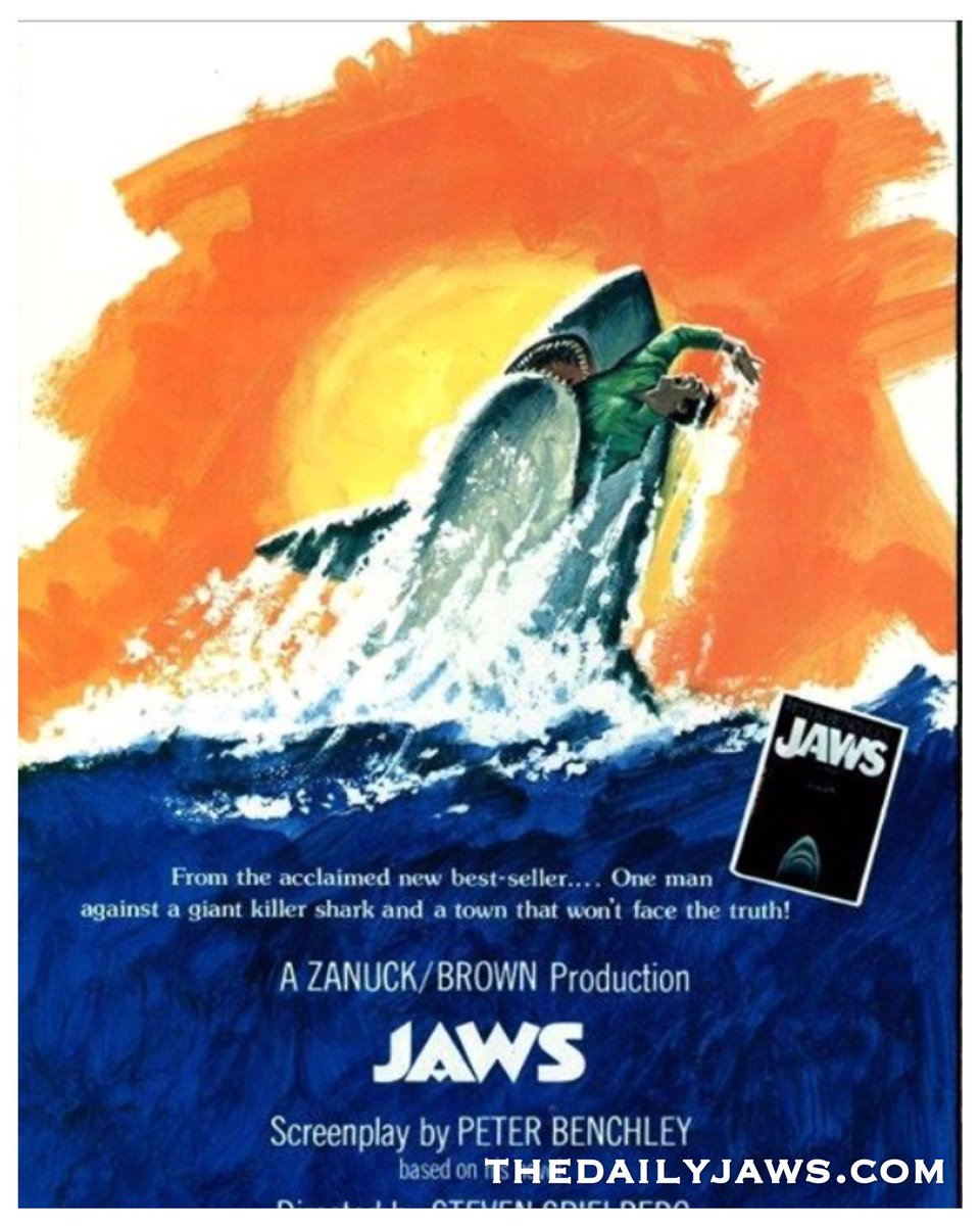 Jaws Book Cover Art ~ Too much horror fiction jaws the reader s digest illustrations