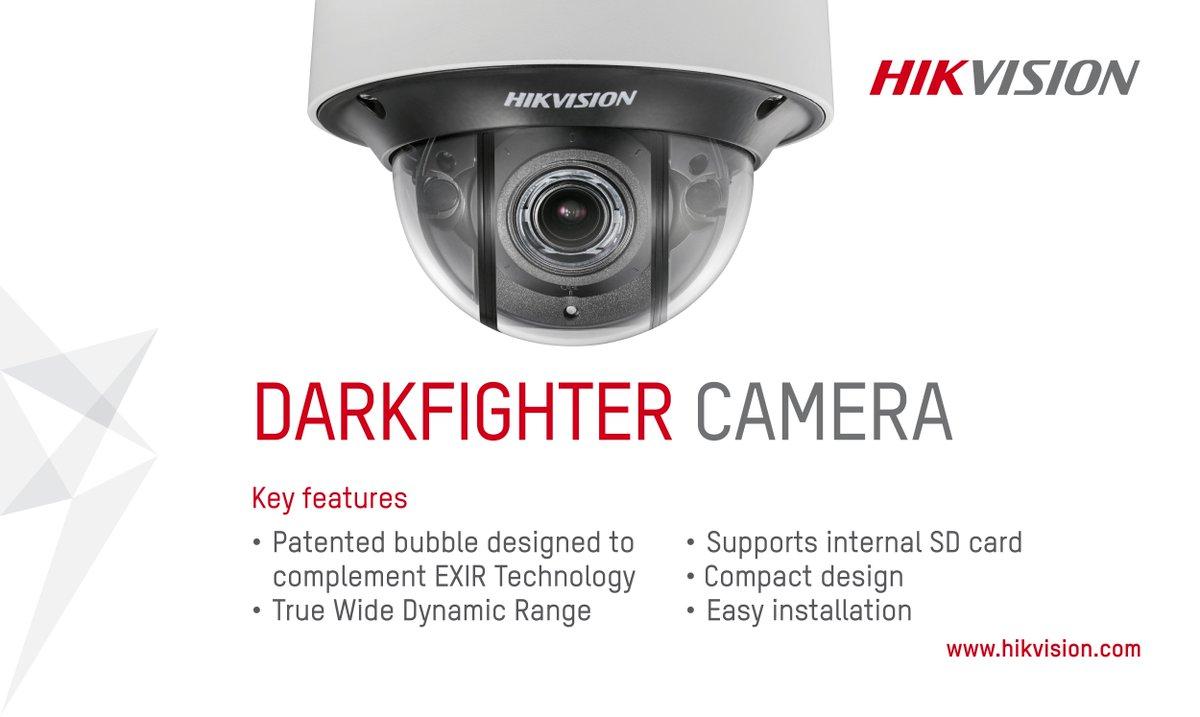 Resultado de imagem para darkfighter hikvision