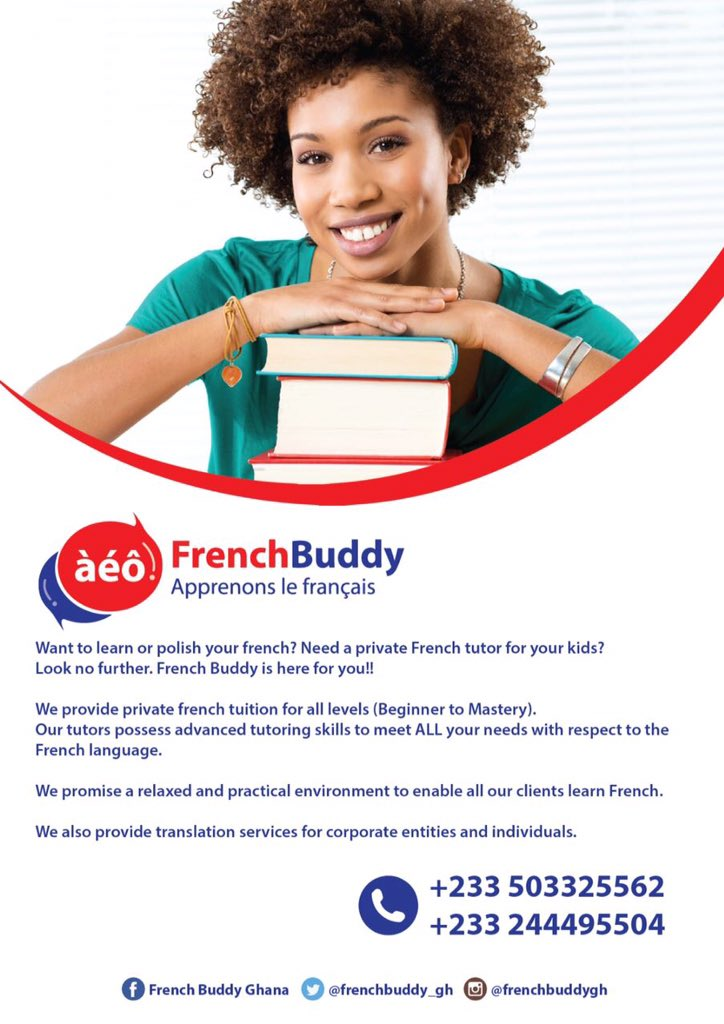 Private French tuition for all ages and levels(beginner to mastery). Please RT. #frenchbuddyishere https://t.co/emk3k5EXiC