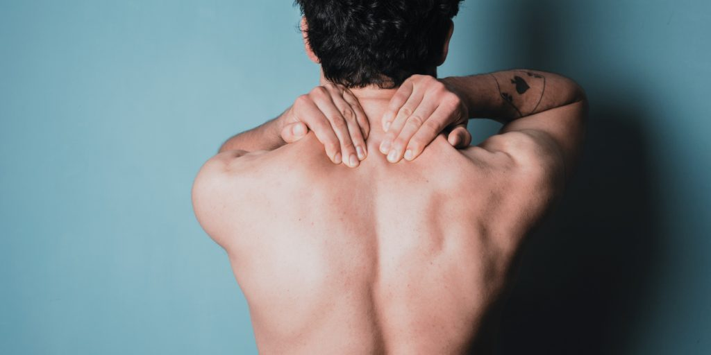 taking a look at neck pain Neck pain can be the result of stress, tension and poor posture and tends to affect us more as we age here we explore its causes and look at how to neck pain is rarely a symptom of a more serious problem and can usually be relieved by taking simple steps at home painkillers from the pharmacy.