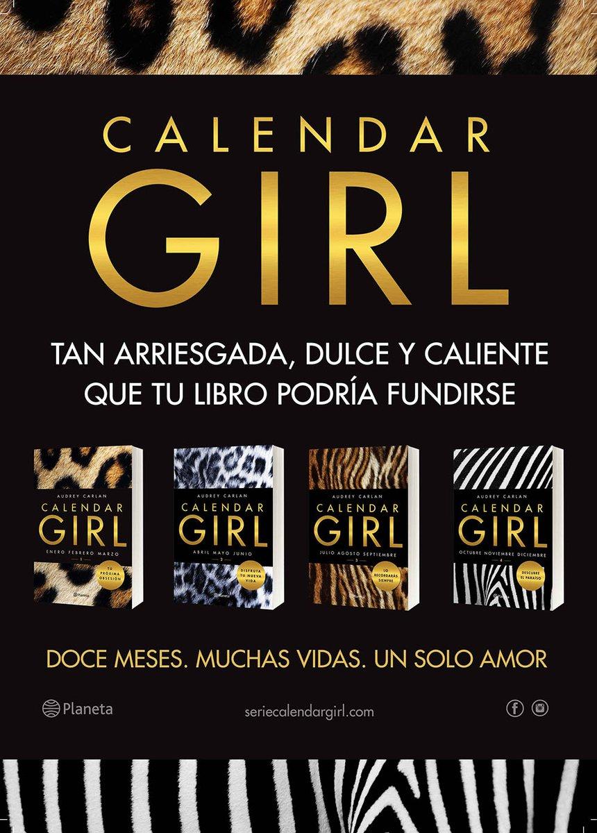 Resultado de imagen de reseña calendar girl 3