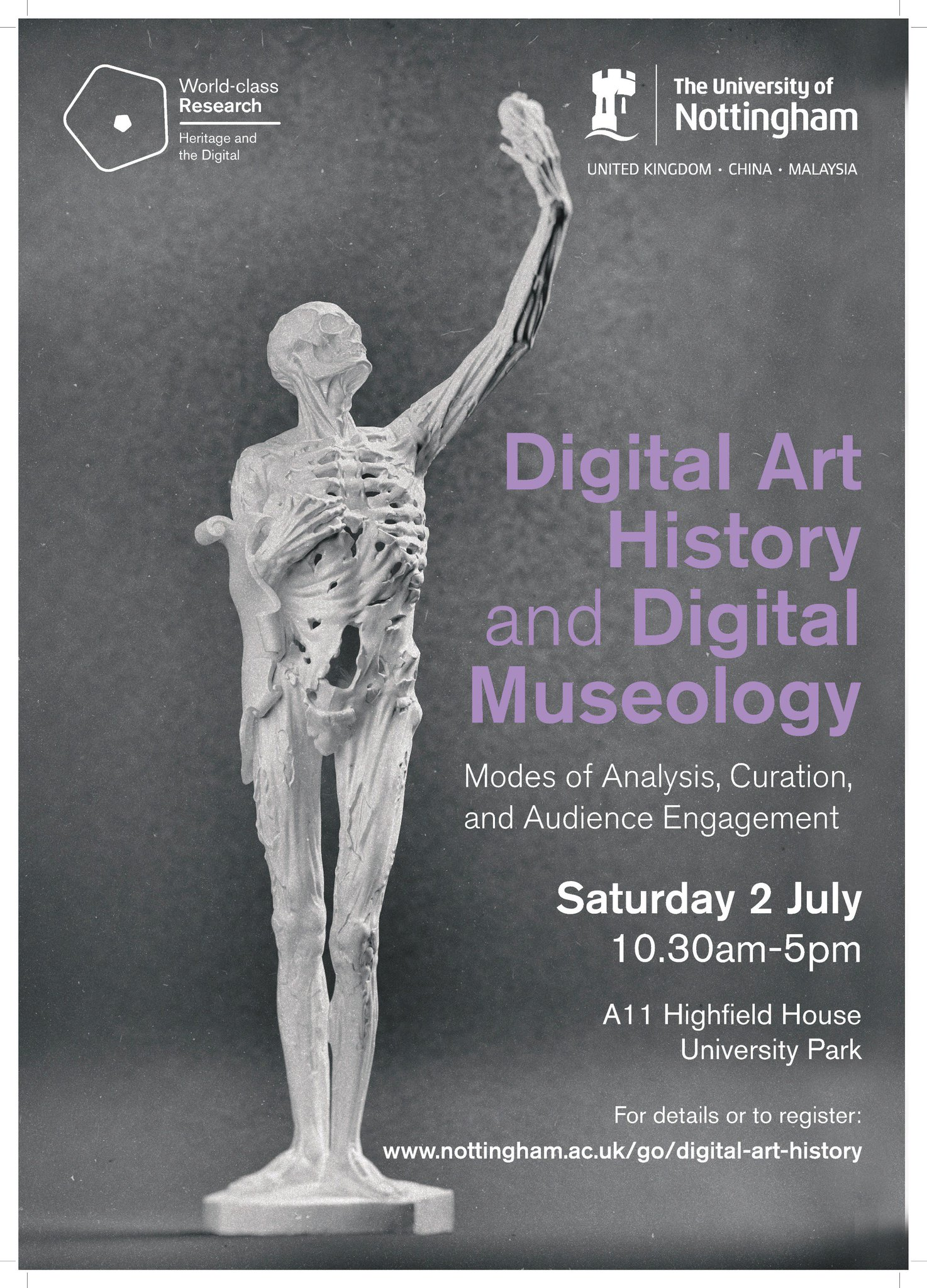 Thumbnail for Digital Art History and Digital Museology: Modes of Analysis, Curation, and Audience Engagement