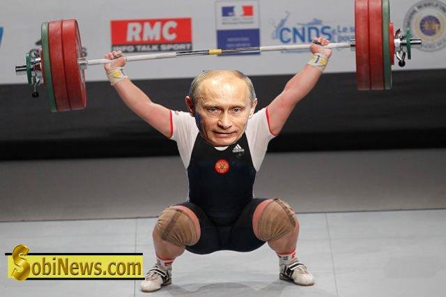 Российских тяжелоатлетов лишили двух олимпийских квот из-за допинга - Цензор.НЕТ 9842