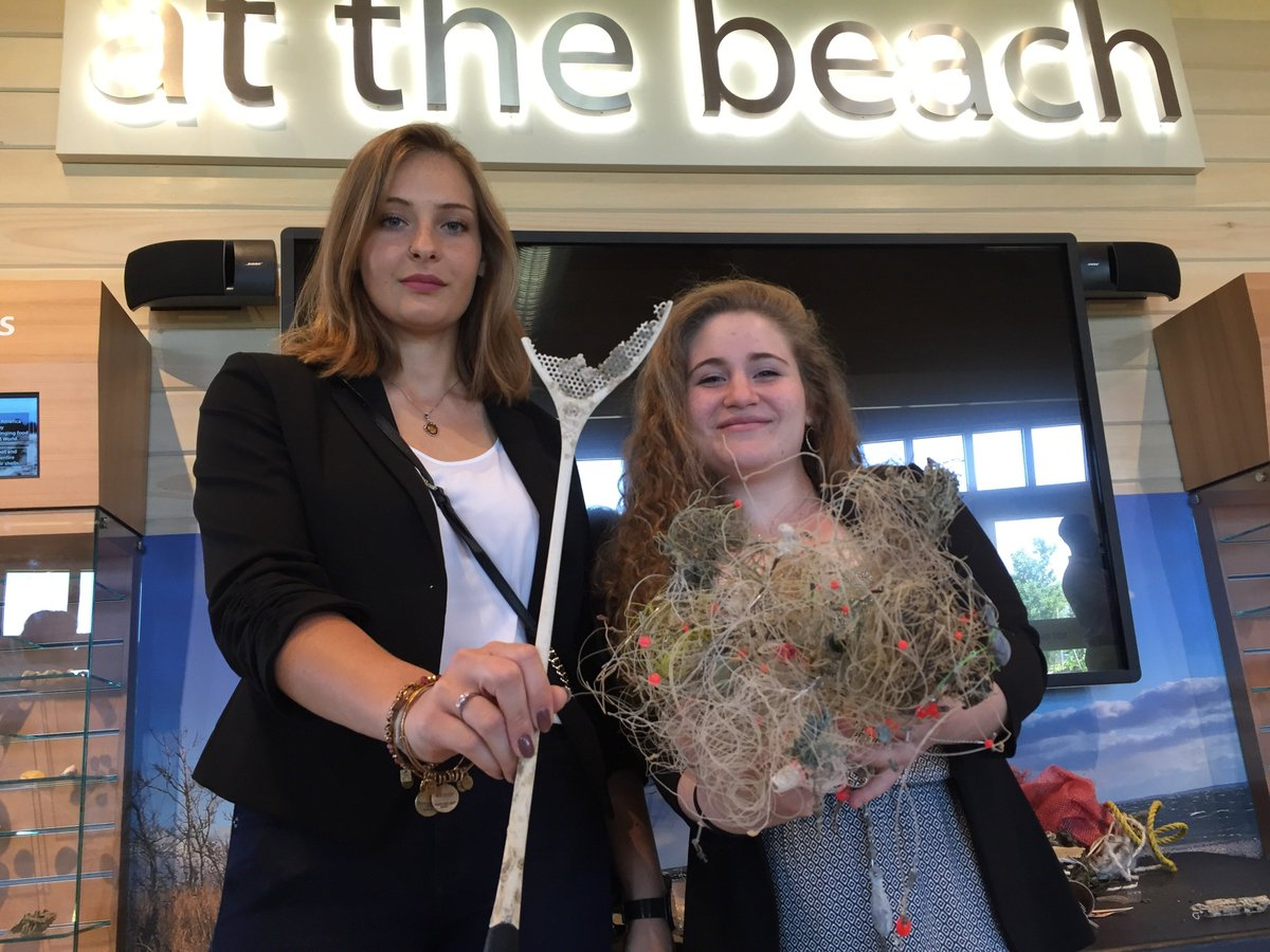 RT @KenBuffa: #UHart students collect 1600 items of marine debris in 8 hours. What they found @ 5 on @NBCConnecticut https://t.co/P25XMPfgd5