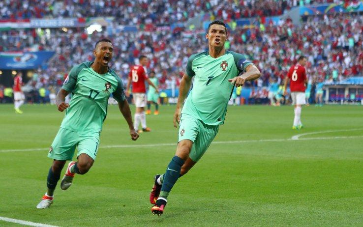 EURO 2016: ISLANDA nella gloria, PORTOGALLO ripescata grazie a due gol di Ronaldo (Video Gol)