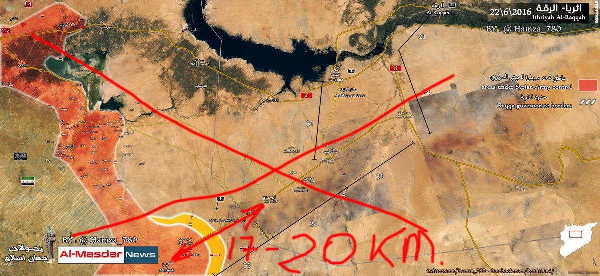 Syrian Civil War: News #8 - Page 22 CllIDiNWkAAAstP