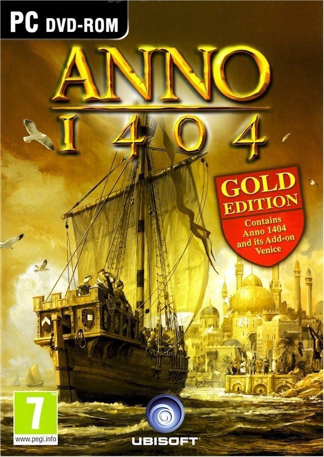 anno 1404 gold edition трейнер 1.03.3645