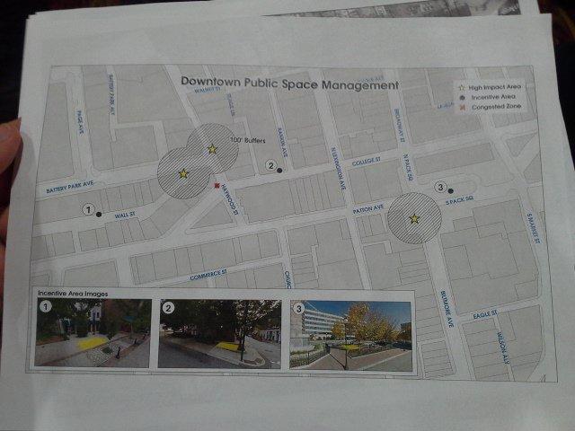 Thumbnail for Downtown public space forum