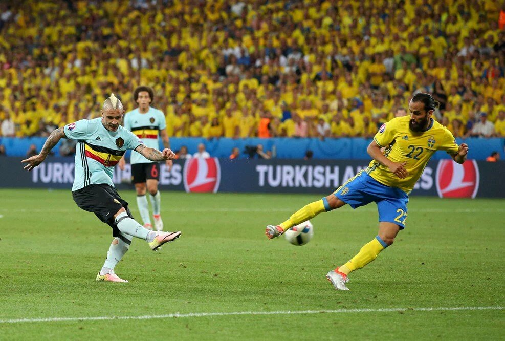 Video: Thụy Điển vs Bỉ