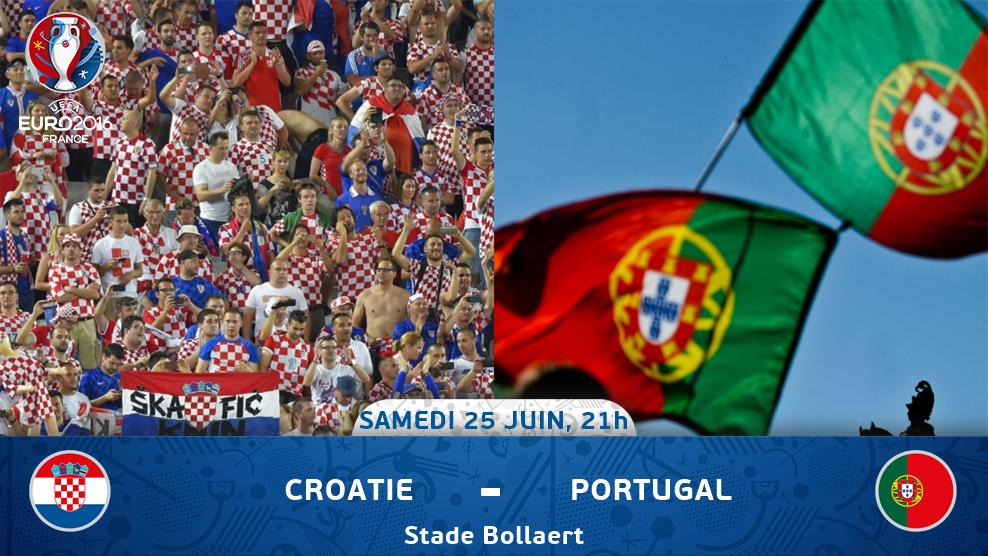 Euro 2016 • Croatie Vs Portugal [1/8 finale] CllX6wtXIAARnqM