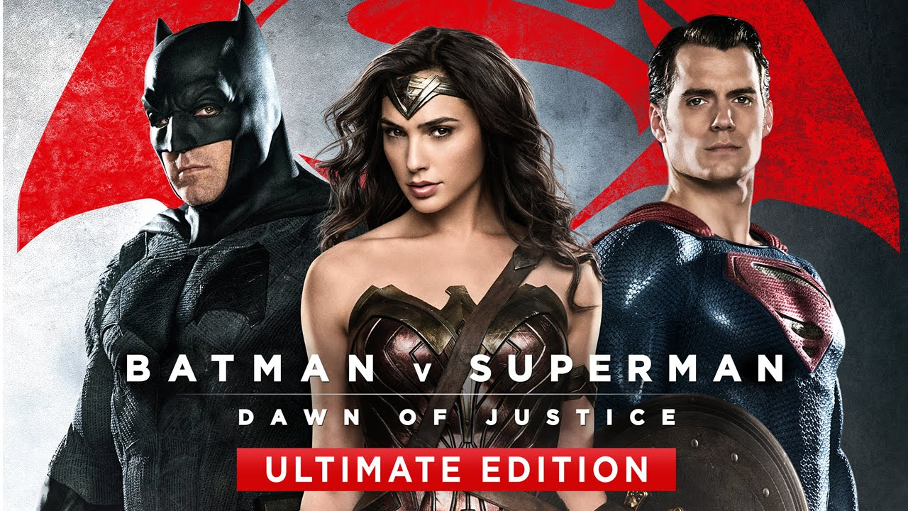 Batman v Superman Ultimate Edition Will Be Released In Limited Theaters 2