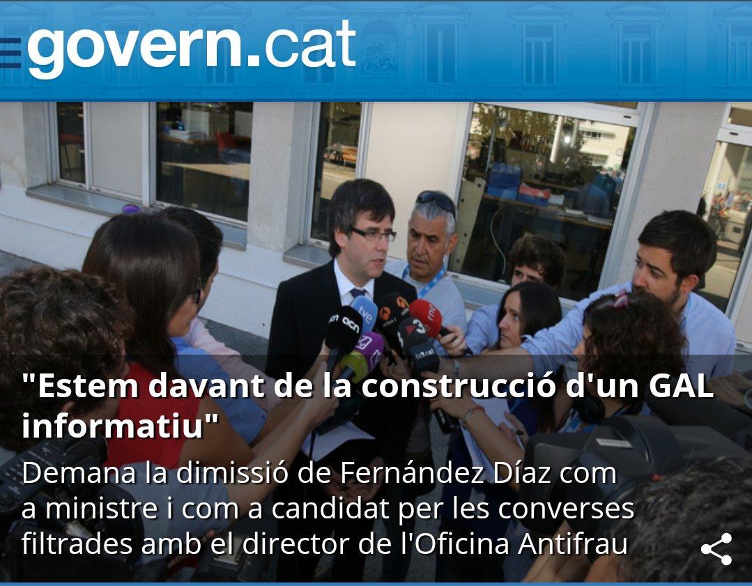 MHPresident Puigdemont