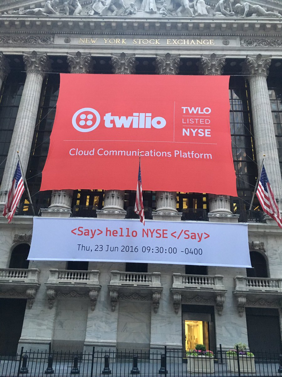 The night before in NYC! @NYSE @twilio @BessemerVP https://t.co/uiSB2Pvv2Z