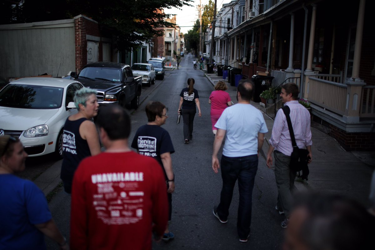 .@FOMHbg  walk up Susquehanna  St. @PennLive https://t.co/U4LeIZsHs5
