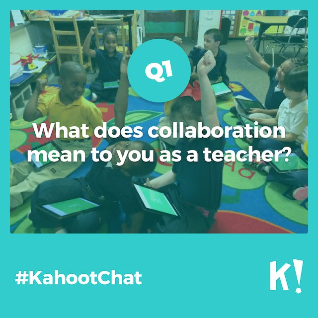 Q1 #KahootChat https://t.co/wXLepZbXm2