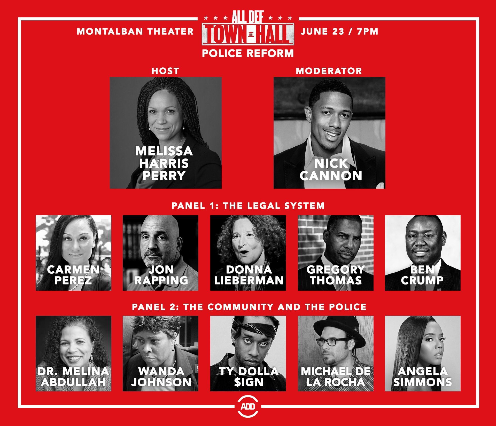 RT @RevolveImpact: Join @tydollasign & our founder @mrmikedelarocha at the #AllDefTownHall tomorrow! FREE RSVP: https://t.co/y8o95caVYL htt…