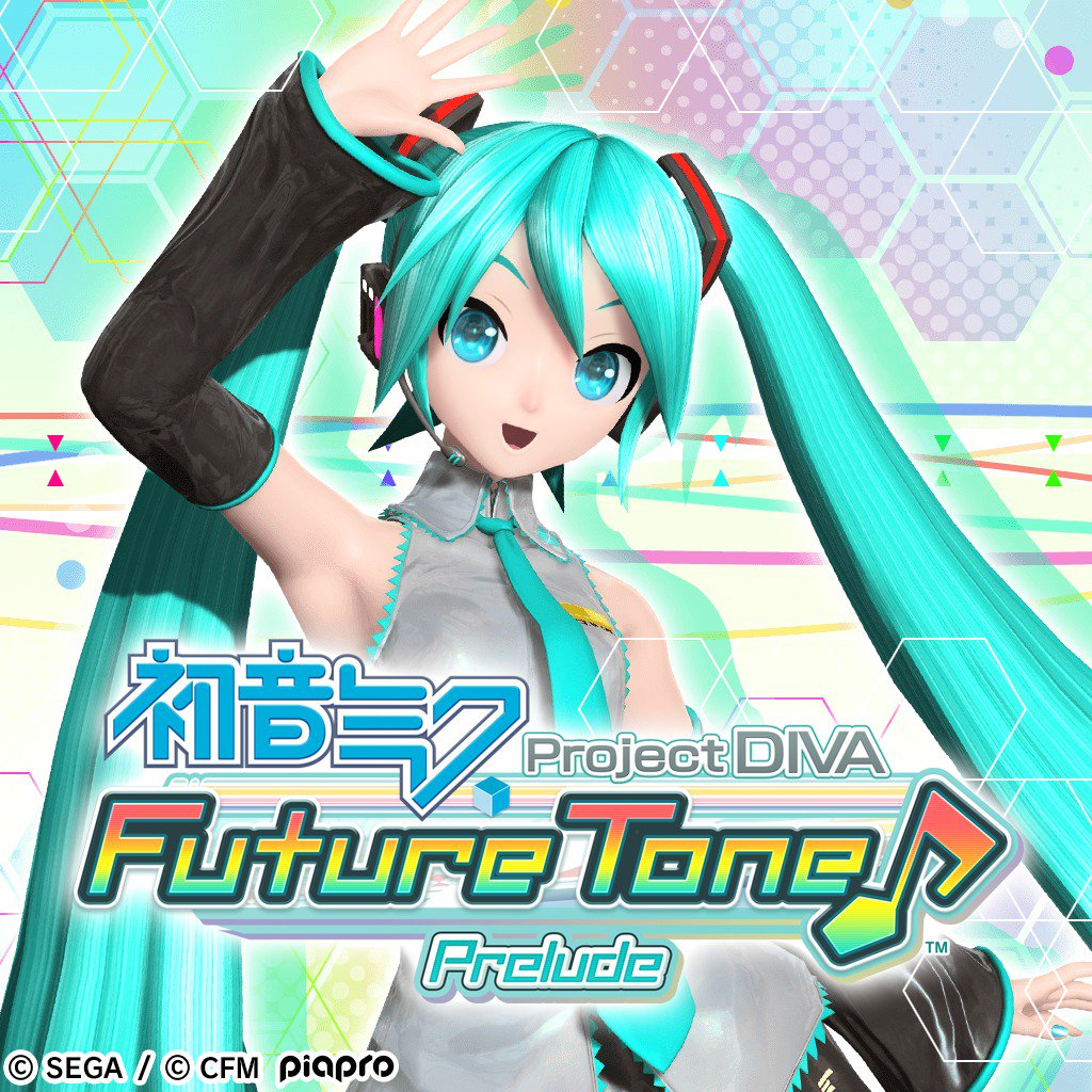 Gematsu on twitter hatsune miku project diva future tone is out for ps4 in japan free w 2 - Hatsune miku project diva future ...