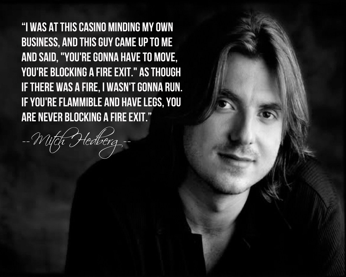 Mitch Hedberg Quotes Mitch Hedberg Quotes (@hedberg_quotes) | Twitter Mitch Hedberg Quotes
