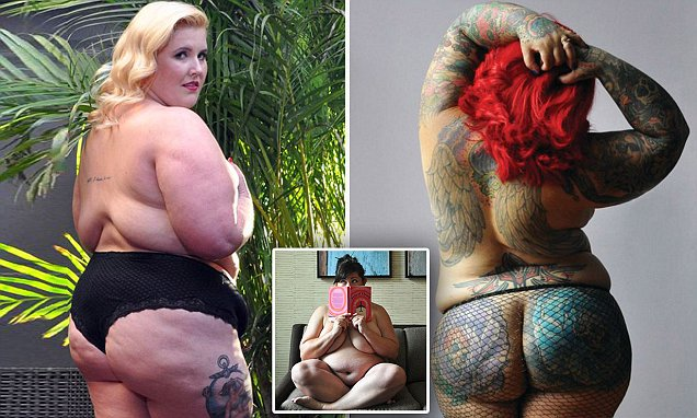 Hot nude fat white girl